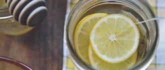 Рецепт лимонад с имбирем